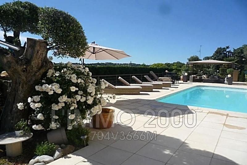 Vente de prestige maison / villa Vallauris 1590000€ - Photo 1