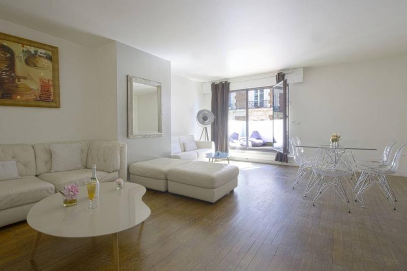 Vente de prestige appartement Paris 3ème 2000000€ - Photo 2