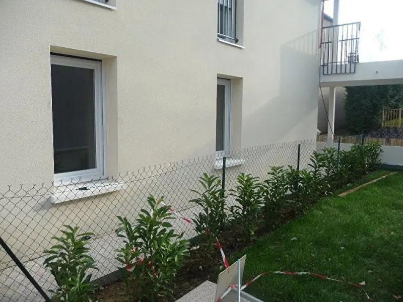 Collonges - Appartement récent T3 en rez-de-jardin
