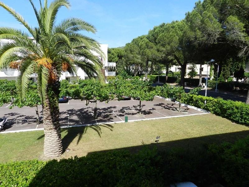 Location vacances appartement La grande motte 299€ - Photo 1
