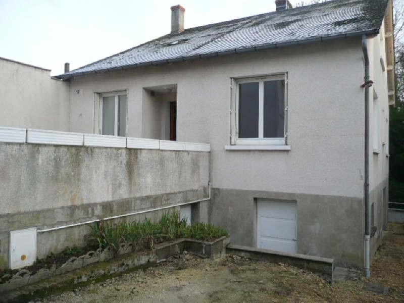 Rental house / villa Aubigny sur nere 680€ CC - Picture 1
