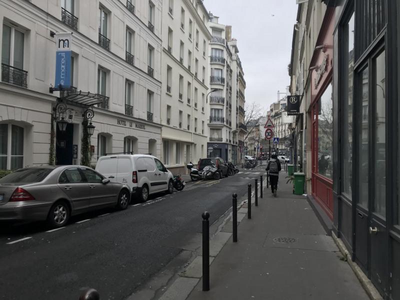 Rental apartment Paris 11ème 1070€ CC - Picture 7
