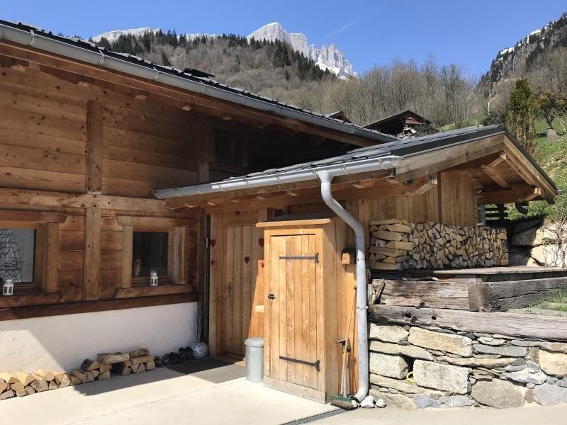 Deluxe sale house / villa Chamonix mont blanc 798000€ - Picture 10