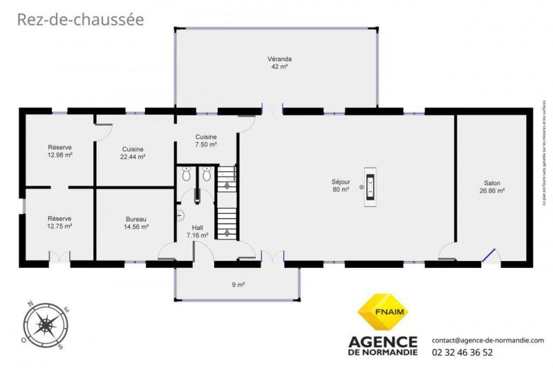 Deluxe sale house / villa Montreuil-l'argillé 308000€ - Picture 5
