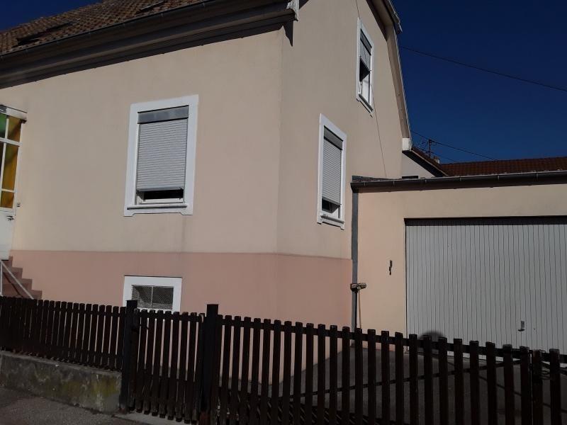Sale building Pfastatt 184000€ - Picture 2