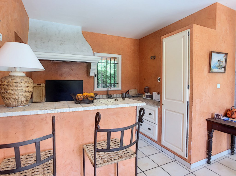 Vente maison / villa Rochefort du gard 523 000€ - Photo 3