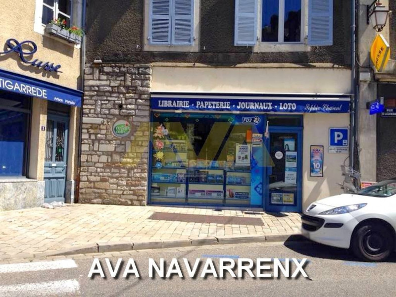 Commercial property sale shop Oloron-sainte-marie 75 000€ - Picture 1