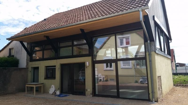 Rental house / villa Battenheim 1 100€ CC - Picture 1
