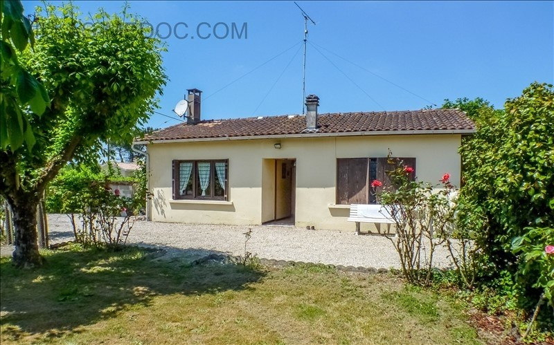 Vente maison / villa Vensac 170 000€ - Photo 2