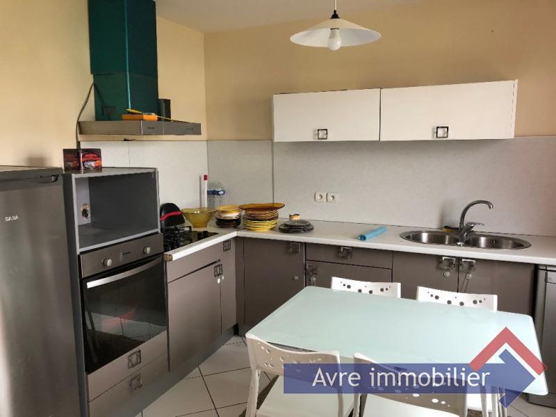 Vente maison / villa Verneuil d'avre et d'iton 155000€ - Photo 3