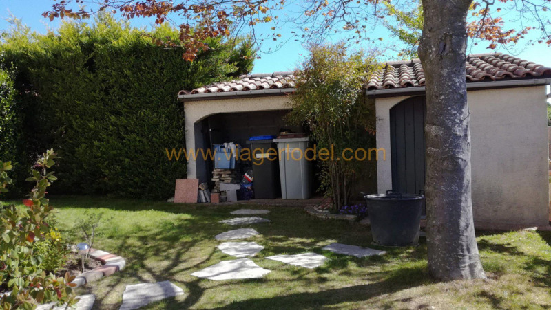 Life annuity house / villa Tournefeuille 85 000€ - Picture 9