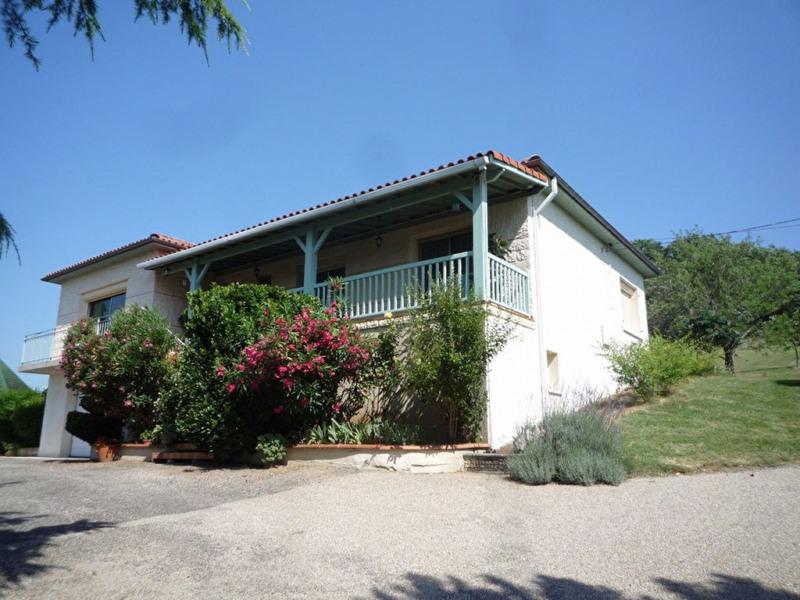Vente maison / villa Castelculier 370000€ - Photo 1