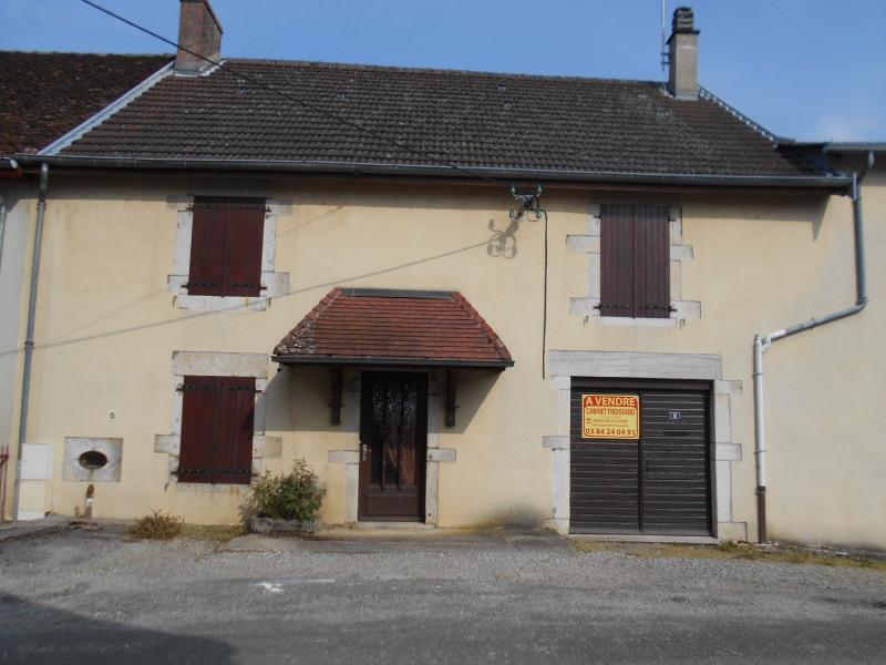 Sale house / villa Montmorot 135000€ - Picture 1