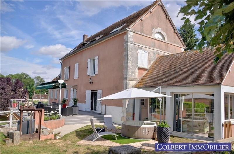Vente maison / villa Auxerre 550000€ - Photo 1