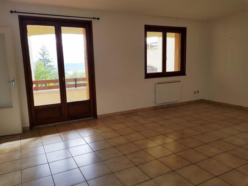Rental apartment Le peage de roussillon 646€ CC - Picture 2
