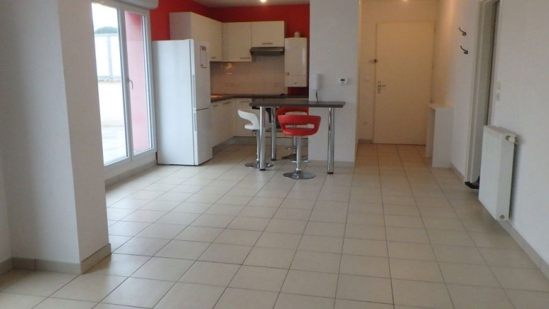 Rental apartment Toulouse 984€ CC - Picture 1