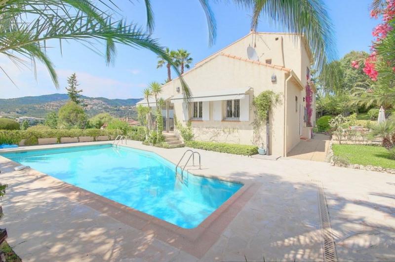 Vente de prestige maison / villa Mandelieu la napoule 926000€ - Photo 2