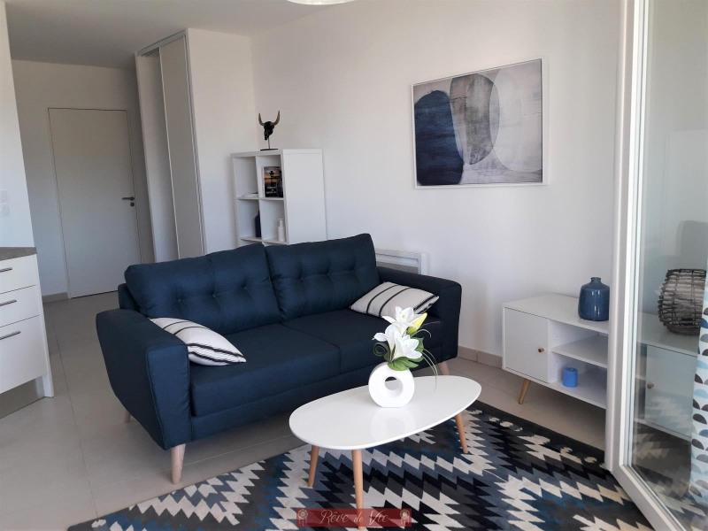 Vente de prestige appartement Le lavandou 294000€ - Photo 1