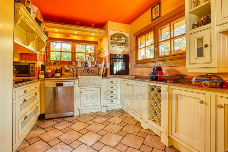 Vente de prestige maison / villa Combloux 1150000€ - Photo 6