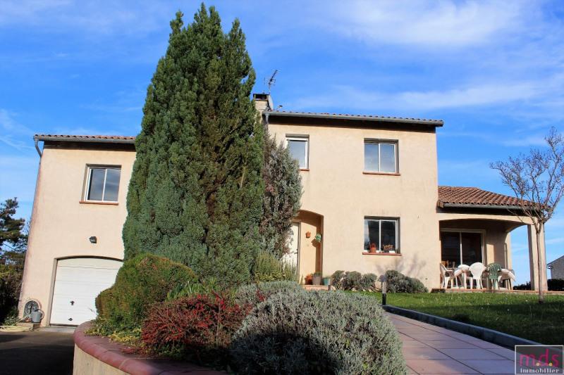 Sale house / villa Montrabe 529000€ - Picture 2