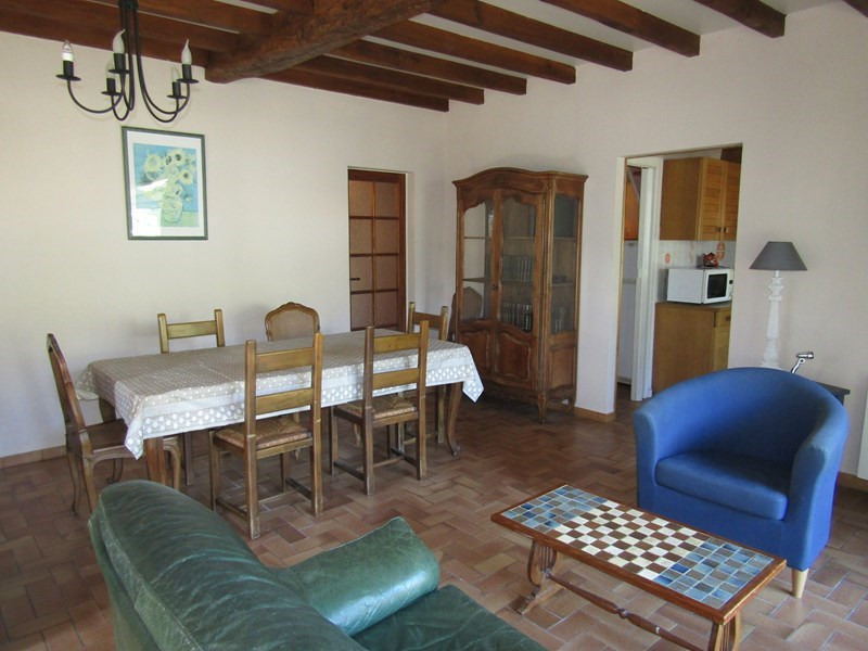 Vacation rental house / villa Lacanau 495€ - Picture 2