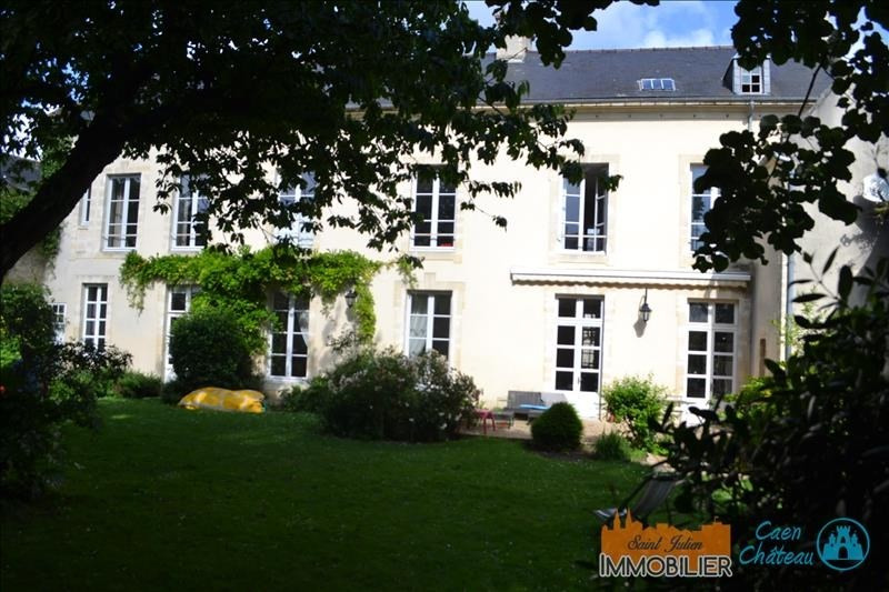 Deluxe sale private mansion Bayeux 998 000€ - Picture 1