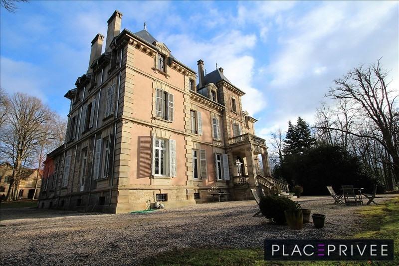 Deluxe sale private mansion Vosges 495000€ - Picture 12