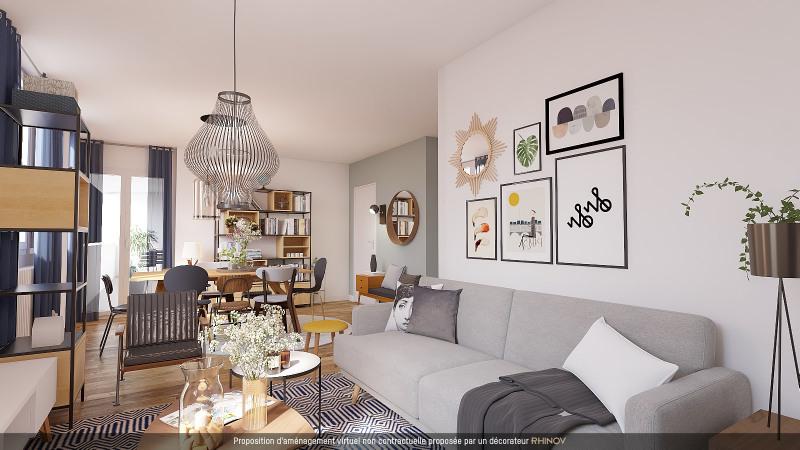 Vente appartement La mulatiere 158000€ - Photo 3