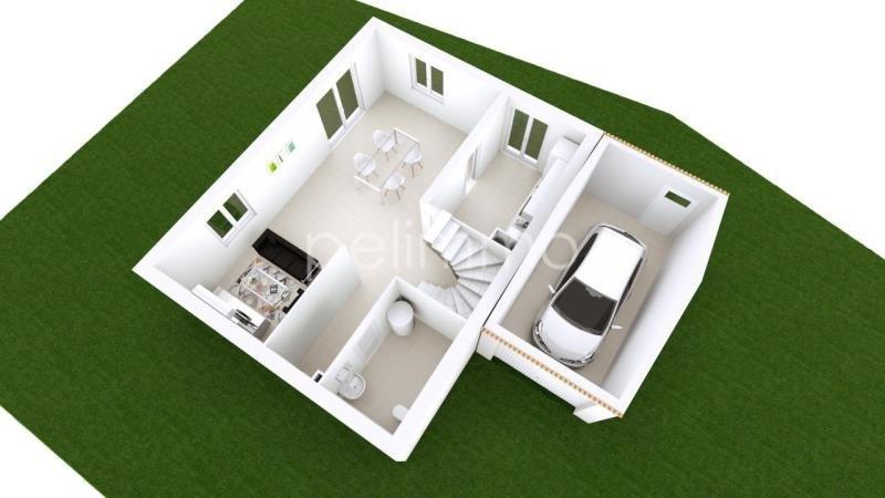Sale house / villa Alleins 240000€ - Picture 2