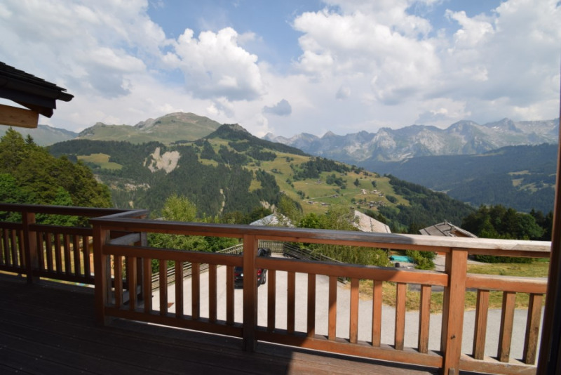 Vente de prestige maison / villa Grand bornand 980 000€ - Photo 10