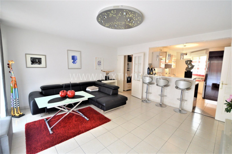 Vente appartement Menton 296 000€ - Photo 1