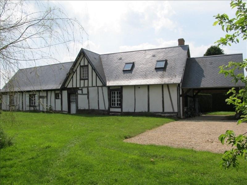 Sale house / villa Breteuil sur iton 153000€ - Picture 1