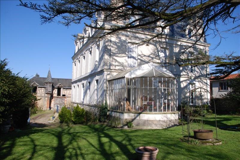 Sale house / villa Parthenay 425000€ - Picture 2