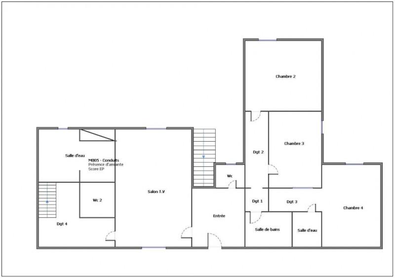 Deluxe sale house / villa L etang la ville 1195000€ - Picture 16