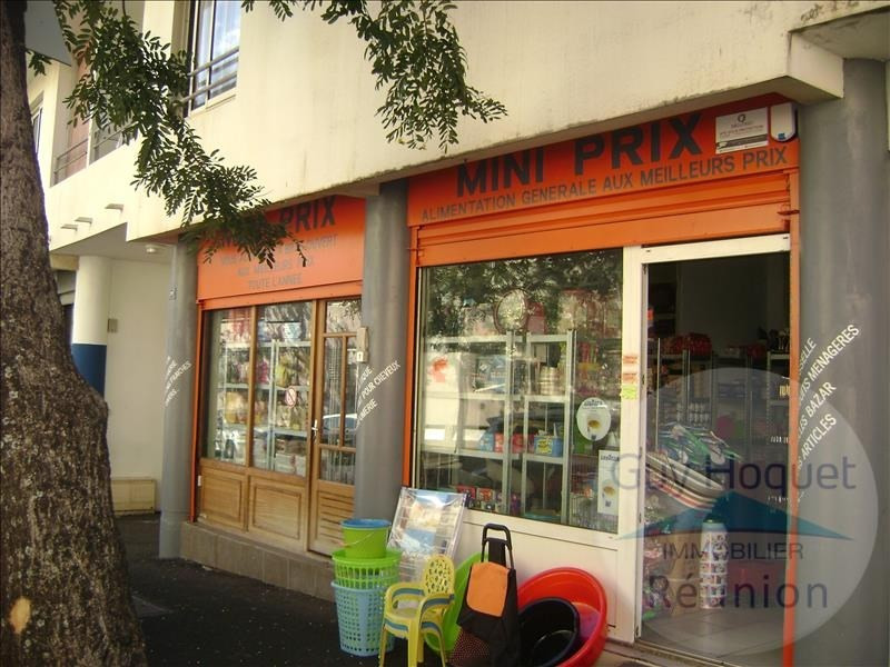 Vente local commercial St denis 121 000€ - Photo 1