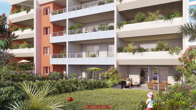 Sale apartment Bormes les mimosas 215 000€ - Picture 2