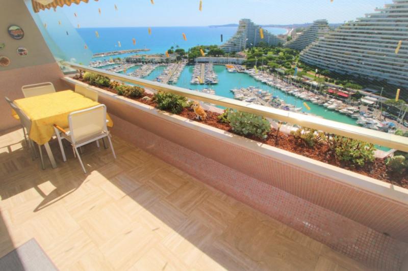 Deluxe sale apartment Villeneuve loubet 1060000€ - Picture 2
