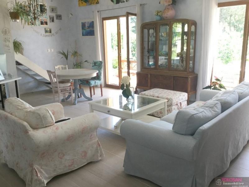 Sale house / villa Villefranche de lauragais 316900€ - Picture 2