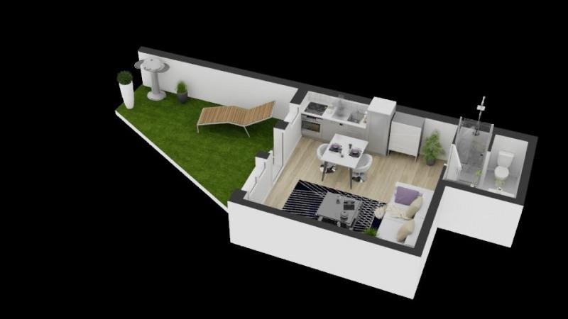 Venta  apartamento Linas 100450€ - Fotografía 3