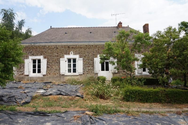 Vente maison / villa Quelaines saint gault 65000€ - Photo 1