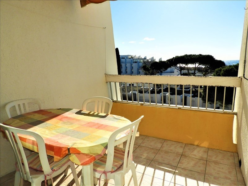 Vente appartement La grande motte 196 000€ - Photo 2