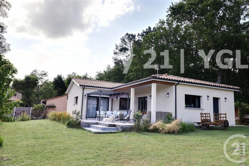 Sale house / villa Le pian medoc 430 200€ - Picture 1