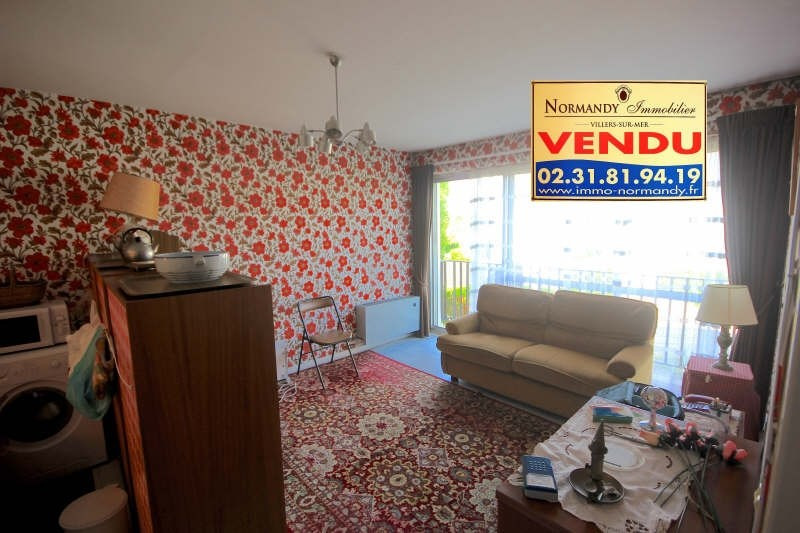 Sale apartment Villers sur mer 69 900€ - Picture 1