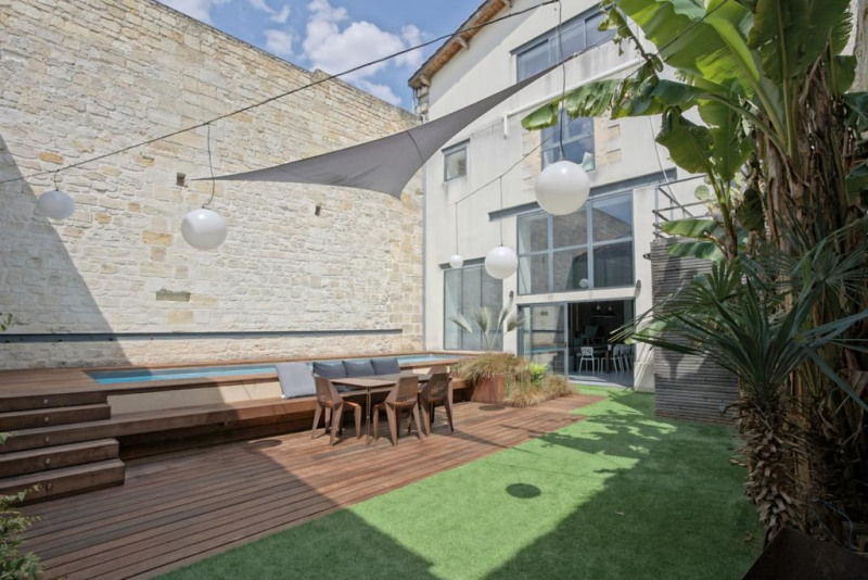 Deluxe sale loft/workshop/open plan Bordeaux 1 430 000€ - Picture 3