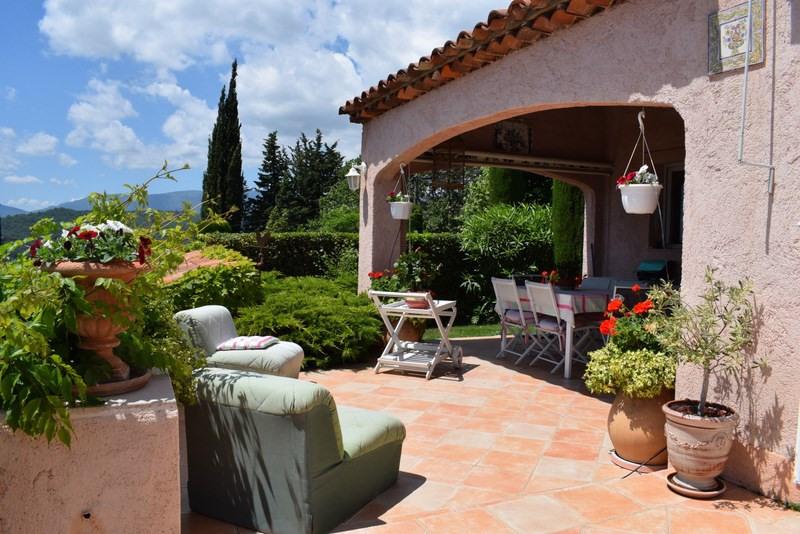 Verkauf von luxusobjekt haus Montauroux 1260000€ - Fotografie 25