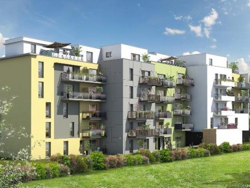 Location appartement Nantes 550€ CC - Photo 1