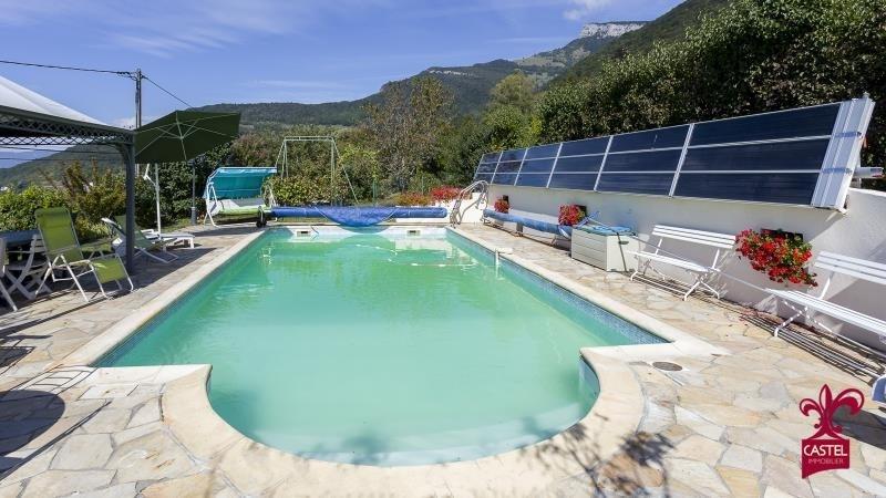 Vente maison / villa St jean d'arvey 493000€ - Photo 6