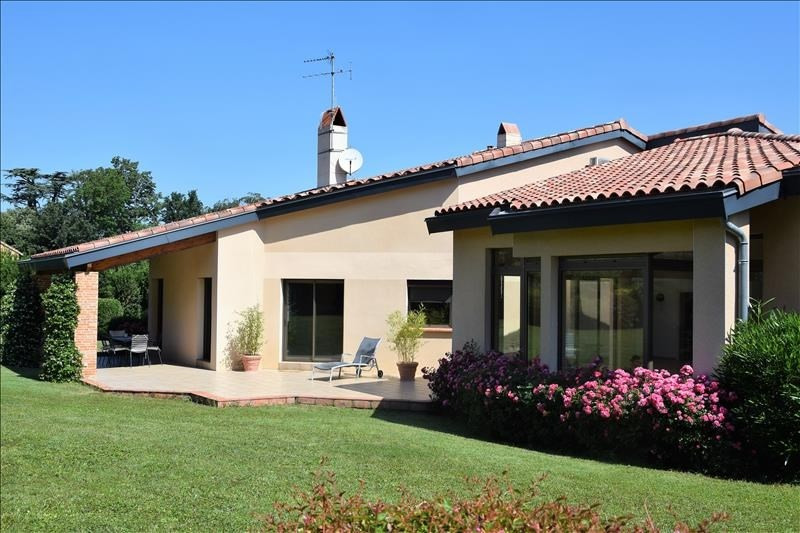 Deluxe sale house / villa Fonsegrives 5 km 899 000€ - Picture 3