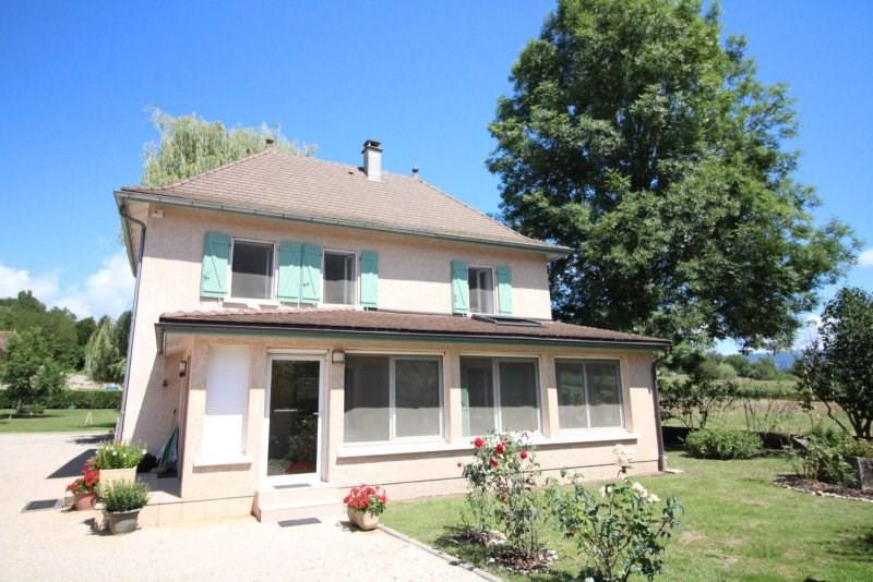 Vente maison / villa Les avenieres 289000€ - Photo 2