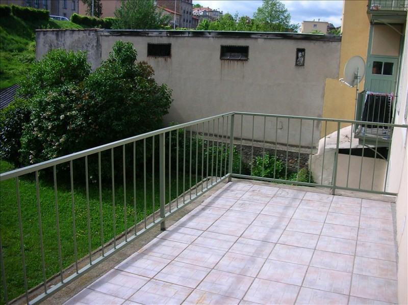 Rental apartment Le puy en velay 485€ CC - Picture 3